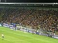 Stadio Benito Stirpe Frosinone Palermo 2-0 playoff final curva sud.jpg