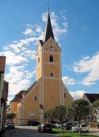 Stadtpfarrkirche Mariä Himmelfahrt (Berching).JPG