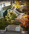 Stairs to Rideau Canal October 2011.jpg