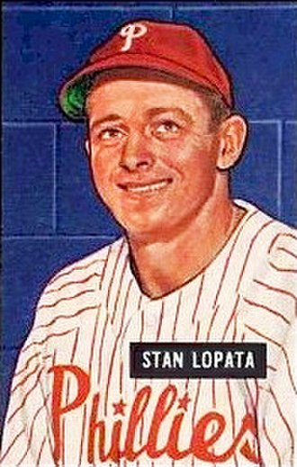 Stan Lopata - Image: Stan Lopata