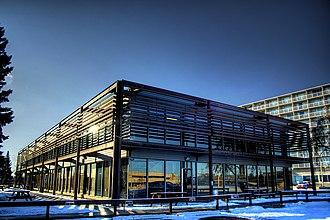 Peter Hemingway - Image: Stanley Building Edmonton Alberta Canada 08 1