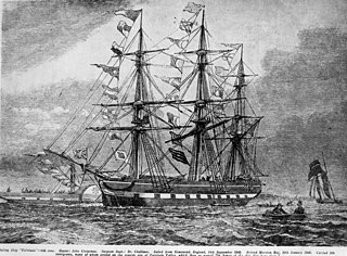 <i>Fortitude</i> (1842 ship)