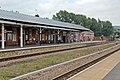 Station building, platform 4, Stalybridge railway station (geograph 4005883).jpg
