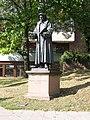 Statue, Philipp Melanchthon, Pforzheim.jpg