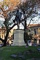 Statue of Jose Artigas, Los Heroés, Santiago (5142850810).jpg