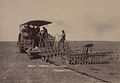Steam plowing, Lethbridge, Alberta (HS85-10-23180).jpg