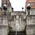 Steps by Plaza Cinema, Stockport.jpg