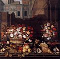 Still Life with Flowers Fruits and Shells 1640 van der Ast.jpg
