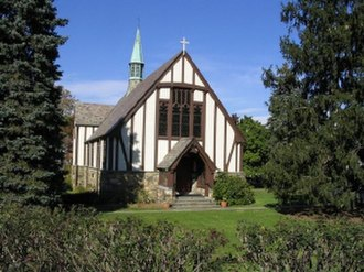 Katonah, New York - St. Luke's Episcopal Church