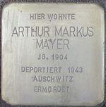 Stolperstein Böchingen Mayer Arthur Markus.jpeg