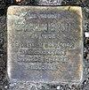 Stolperstein Falkentaler Steig 16 (Hermd) Ephraim Broh.jpg