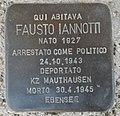 Stolperstein Fausto Iannotti vor der Reinigung.jpg