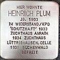 Stolperstein Heinrich Plum1.jpg