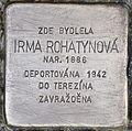 Stolperstein für Irma Rohatynova.jpg