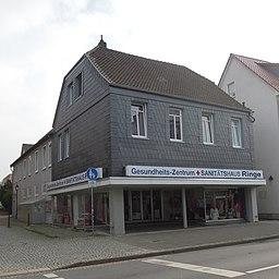Schulstraße in Bückeburg