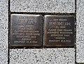 Stolpersteins Benedikt Juhl, Lina Juhl, Hauptstraße 24, Meckenheim.jpg