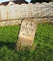 Stone Milepost, Webbs Heath Common. - panoramio.jpg