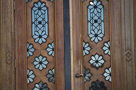 Stortinget 2011 front door detail.jpg