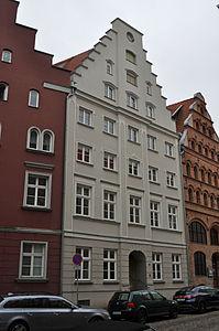 Stralsund, Fährstraße 12 (2012-03-11), by Klugschnacker in Wikipedia.jpg