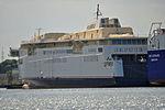 Stralsund, Volkswerft, Fährschiff Copenhagen (2013-07-30) 3, by Klugschnacker in Wikipedia.JPG