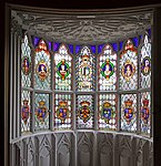 Strawberry Hill House Stained Glass 5 (29836952502).jpg