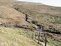 Stream junction - geograph.org.uk - 379296.jpg