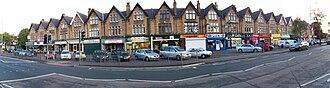 Roundhay - Street Lane