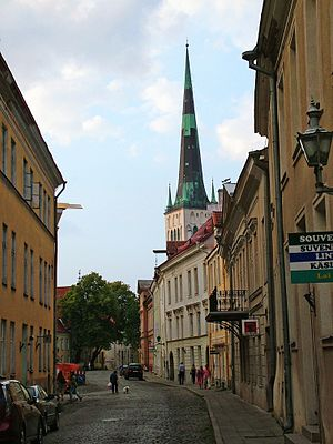 Ankh-Morpork - Tallinn, one of the real-life prototypes of Ankh-Morpork