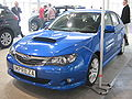 Subaru Impreza III WRX Hatchback front - PSM 2009.jpg