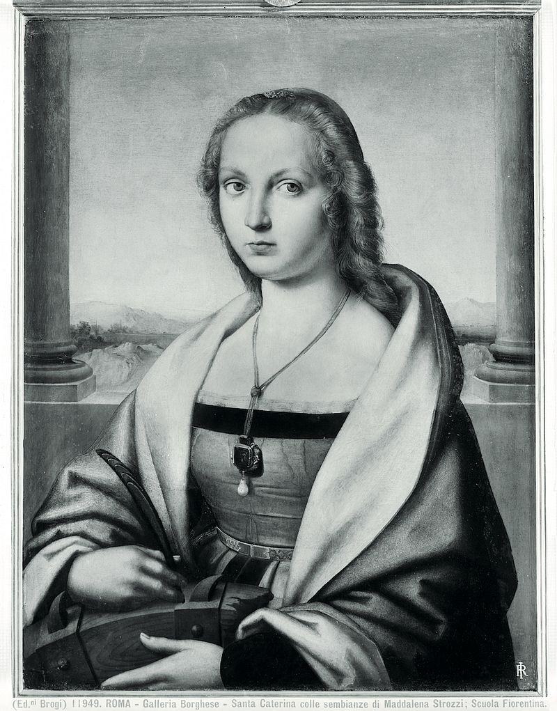 'Dama con unicornio', el fascinante retrato con secretos escondidos