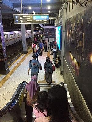 Sudirman Railway Station Wikivisually