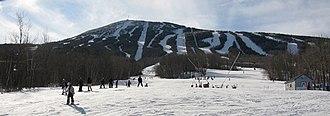 Sugarloaf (ski resort) - Image: Sugarloaf Panorama