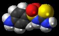 Sulfathiourea molecule spacefill.png