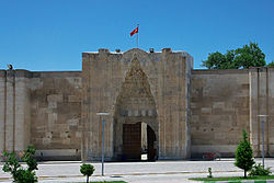 Brilliant Sultanhani Caravanserai Sultanhani Stock Photo Royalty Free Image