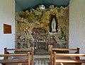 Sulzberg Lourdeskapelle innen bei Oberdreienau 5.JPG