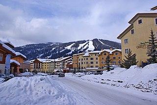 Sun Peaks, British Columbia Mountain resort municipality in British Columbia, Canada