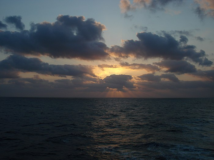 Sun Set In Pacific Ocean - panoramio.jpg