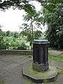 Sundial in St Giles' churchyard - geograph.org.uk - 1472675.jpg