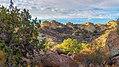 Sunrise at Vasquez Rocks Natural Area (30621529310).jpg