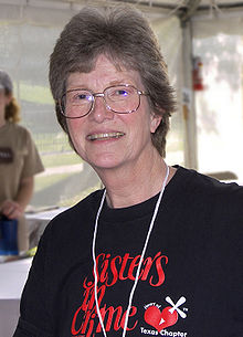 Wittig Albert at the 2007 Texas Book Festival