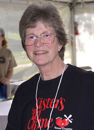 Susan Wittig Albert - Wittig Albert at the 2007 Texas Book Festival