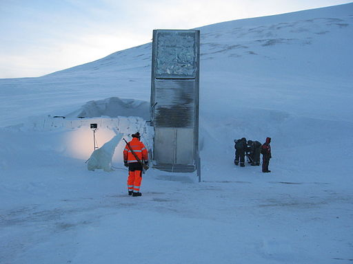 Svalbard Global Seed Vault is well guarded