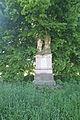 Svatojánský Újezd socha sv. Jana Křtitele.JPG