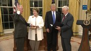 File:Swearing in of Secretary of State Rex Tillerson.webm