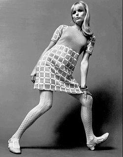 Sweater knit dress 1967.jpg