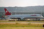Swiss International Air Lines McDonnell Douglas MD-11 HB-IWA (21991093986).jpg