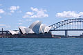 Sydney Opera House and Harbour Bridge (5449955013).jpg