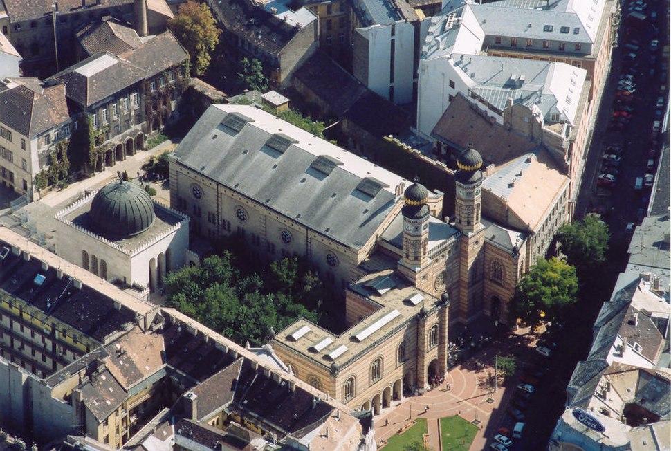 Synagogue - Budapest