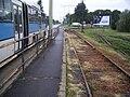 Szeged 3-as villamos Bajai út megállóhely 2010-09-06.JPG