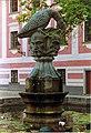 Třeboň - Třeboň Castle - Emblem of the Schwarzenberg Family.jpg